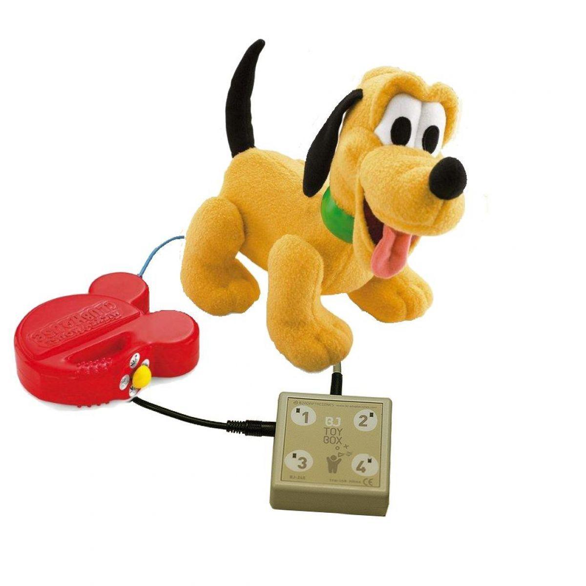 Fonkelnieuw Bedien speelgoed met computer of communicatiehulpmiddel · rdgKompagne QE-55