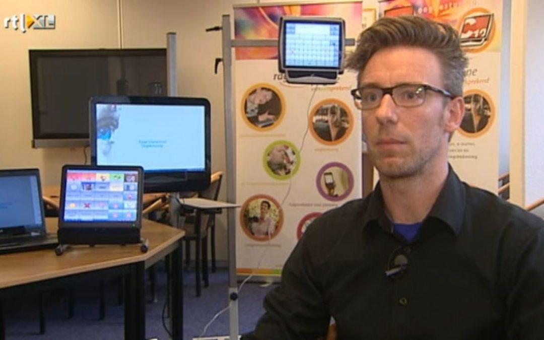 rdgKompagne toont oogbesturing op RTL4