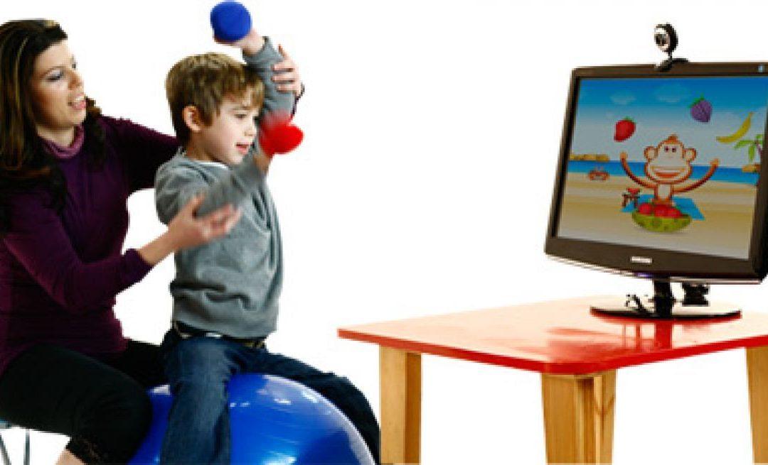 Spelenderwijs werken aan motoriek en communicatie