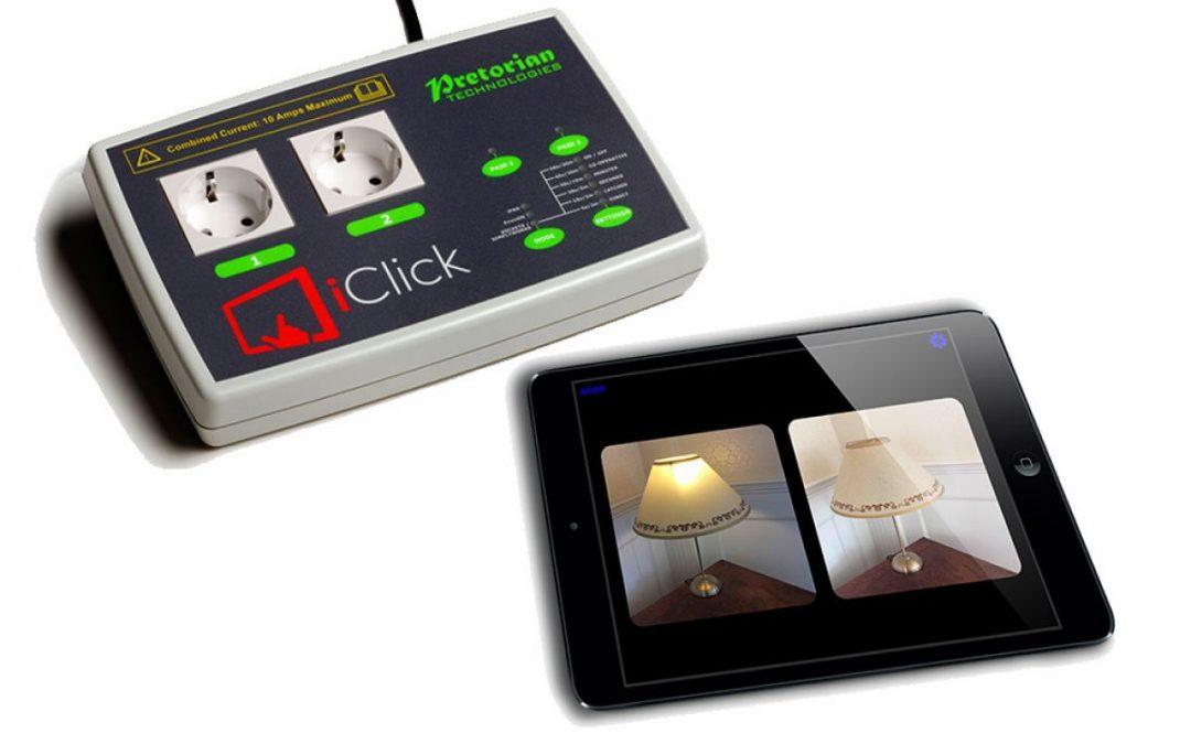 Nieuw in onze webshop: iClick en iControl
