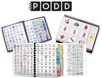 PODD-boeken zelf printen