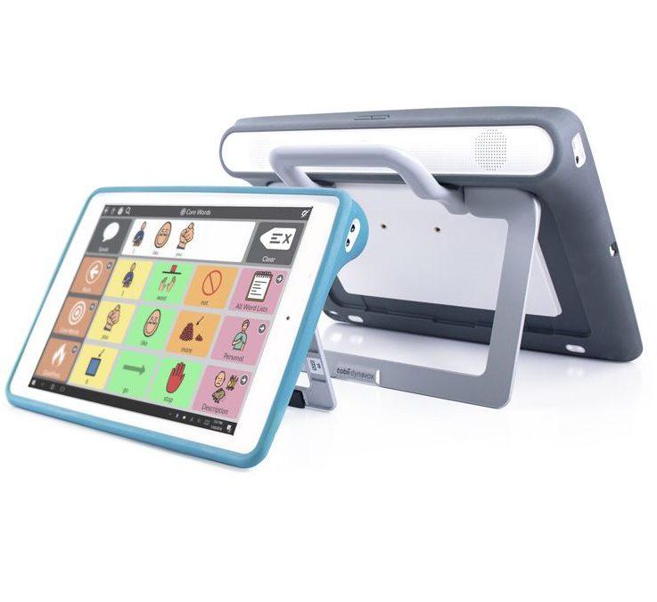 Een iPad als communicatiehulpmiddel