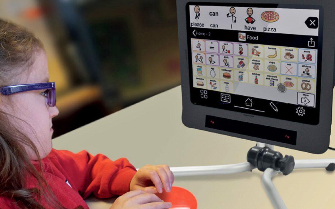 ATIA 2020: oogbesturing voor iPad