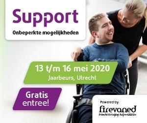 Support 2020 verplaatst